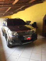 Hilux sw4 2012 extra - 2012