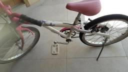 Bicicleta infantil aro 20 - Feminina