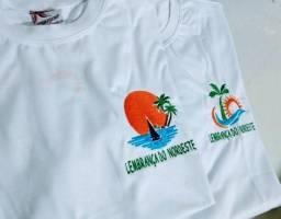 Camiseta - apenas 03 reais a unidade - últimas unidades!