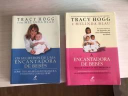 Livro Encantadora de Bebês