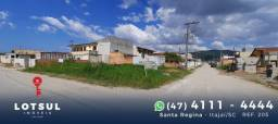 Terreno em Itajaí no Santa Regina I à vista Ref. 205