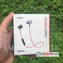 Fone Bluetooth Meizu Ep51 Vermelho
