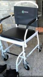 Cadeira de banho Confort SL 156 praxis