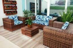 Sofá quadrado