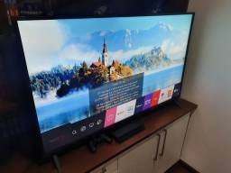 TV LG Thinq Led 4k 55""
