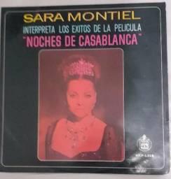 LP Sarita Montiel - filme Noches de Casablanca
