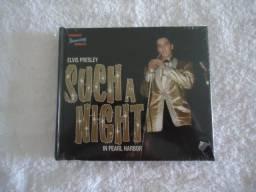 Cd Elvis Presley Such A Night In Pearl Harbor (lacrado) comprar usado  Mauá