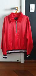 Fear of God Red Cetin Jacket