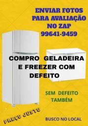 Geladeiras e Freezer
