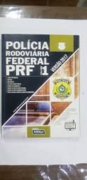 LIVRO PREPARATÓRIO CONCURSO POLICIA RODOVIÁRIA FEDERAL VOL 1 e 2