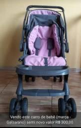 Vendo Carro de Bebê - Marca Galzarano