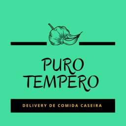 Puro tempero (restaurante delivery) marmitas
