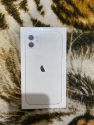 iPhone 11 64 gb branco lacrado