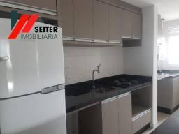 Apartamento de 2 dormitorios e 2 vagas para locaçao itacorubi Mobiliado