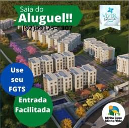 Residencial Viver Tarumã - Fase II e III (Sinal de entrada R$150,00)