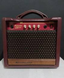Amplificador Meteoro Acustic V10 Violão<br><br>