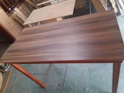 Título do anúncio: Mesa alta de madeira