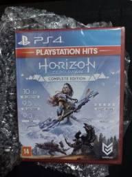 Horizon zero dawn complete edition ps4 aceito cartao