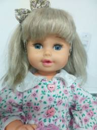 Antiga boneca da Estrela bolinha de sabão anos 80