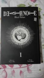 MANGA DEATH NOTE BLACK EDITION
