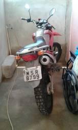 Vendo moto bros 2010