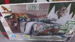 Jogo de cama duplo infantil