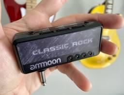Amp de fones Ammoon Classic Rock (novo!)