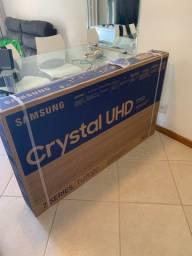 Samsung na caixa 58? 4k Crystal UHD