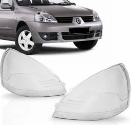 Par Lente Farol Renault Clio 2003 2004 2005 a 2011 2012