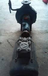 Bomba d' agua de alta vazão com motor