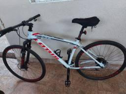 Bicicleta 6 meses de uso