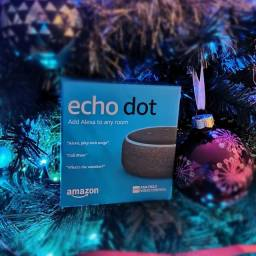 Alexa Echo dot 3 Black Friday