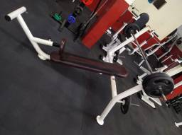 Musculação aparelho