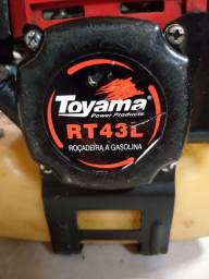 Roçadeira a Gasolina Toyama Tr43l