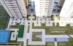 ( P ) Apartamento conceito clube com varanda Gourmet