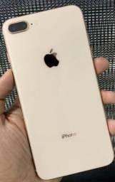 iPhone 8 Plus 64 GB Mais carregador