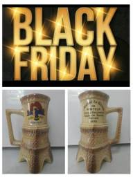 Black Friday - Caneca Porcelana Portela (Raridade)