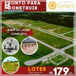 Título do anúncio: Loteamento Solaris Gererau &@!!