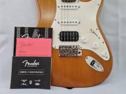 Título do anúncio: Guitarra Fender stratocaster Highway One made in USA