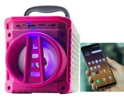 Caixa de Som Bluetooth AL-301 Grasep