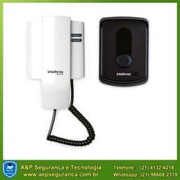 Interfone Intelbras com instalação por apenas R$ 350,00