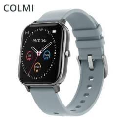 Smartwatch Colmi P8SE original lacrado cinza