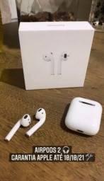 AirDots 2 - Na garantia (Fone Apple)