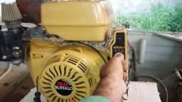 Motor bufallo 15 cv gasolina partida elétrica