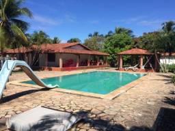 Casa em Jauá com piscina para locação mensal e temporadas.