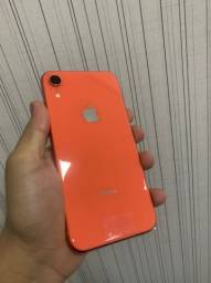 / iPhone XR floral 64gb - PROMOÇÃO