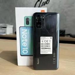 Redmi Note 10 64GB +4 GB Ram Preto