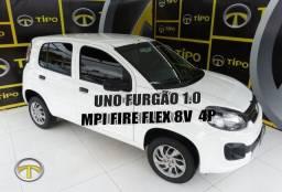 FIAT UNO ATTRACTIVE FURGÃO 1.0 2020