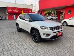 Título do anúncio: Jeep Compass Limited 4x2 Flex 2020/2020 11.000km a pronta entrega