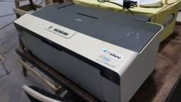 Impressora epson t1110 com bulk ink. Com defeito